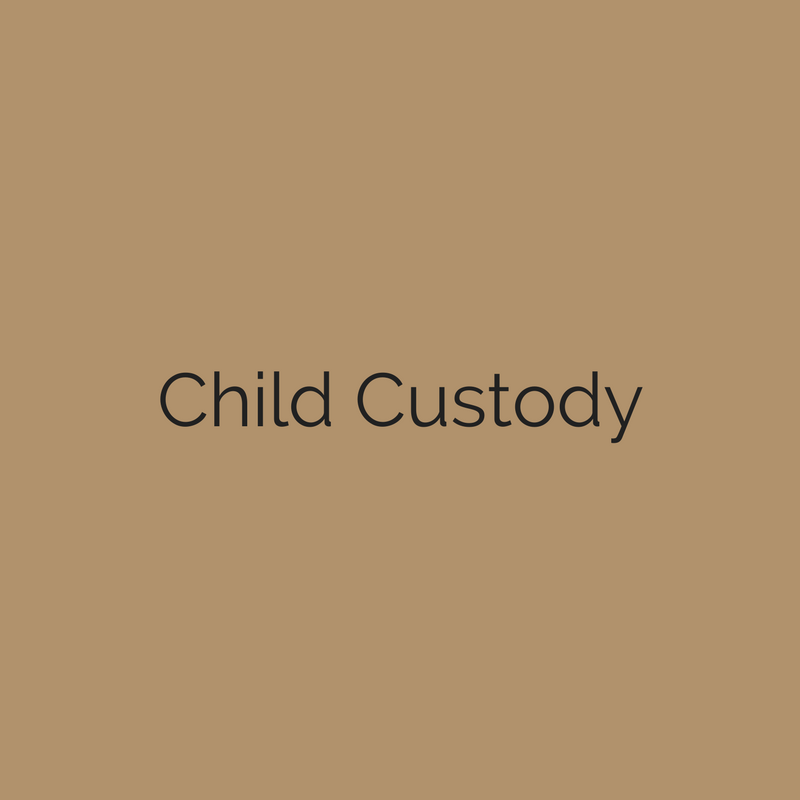 Child Custody Lawyer Montgomery County MD