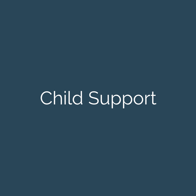 Child Support Law Firms Maryland Practice Area