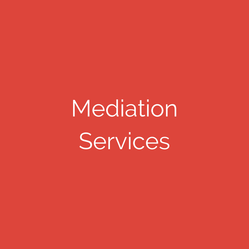 Mediation Services Practice Areas Frederick MD