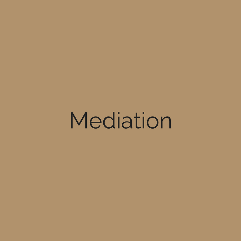 Mediation Frederick MD
